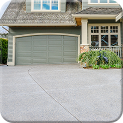 professional pressure washing chesterfield, Well-maintained Driveway