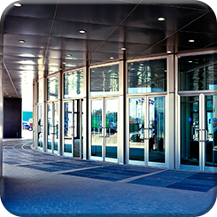Office Buildings - Commercial Cleaning